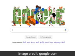 Women's World Cup 2019: Google Celebrates Commencement Of Tournament With Doodle