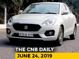 Video : Maruti Suzuki Dzire BS6, BMW X7, 7-Series, NITI Aayog e-Bikes