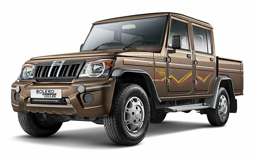 2019 Mahindra Bolero Camper Range Launched In India; Prices Start At ₹ 7.26 Lakh