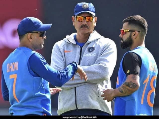 World Cup 2019: Coach Ravi Shastri said about Virat Kohli and MS Dhoni