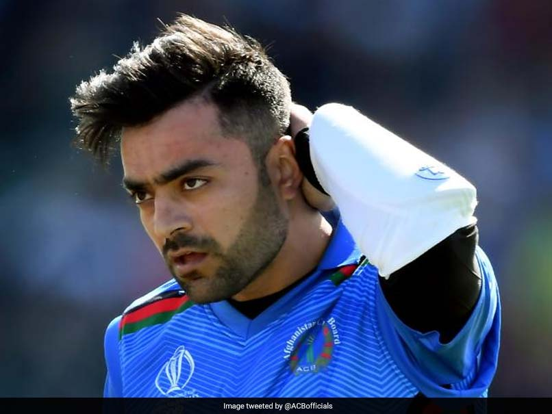 "World Cup 2019: Rashid Khan Sets Sights On India Clash After ""One Bad Day"" At Work"