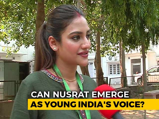 Video : Nusrat Jahan: Why Does A 29-Year-Old Successful Actor Join Politics?