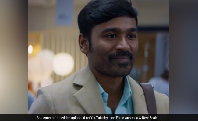 Dhanush Shares The Dance Floor With Berenice Bejo In The Extraordinary Journey of the Fakir