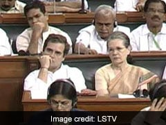 "PM Takes On Gandhis In Parliament: ""People Outside Family Not Recognised"""
