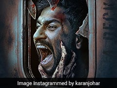 First Look Of <i>Bhoot: Part One - The Haunted Ship</i>: Vicky Kaushal's Terrorised Face Will Give You Nightmares