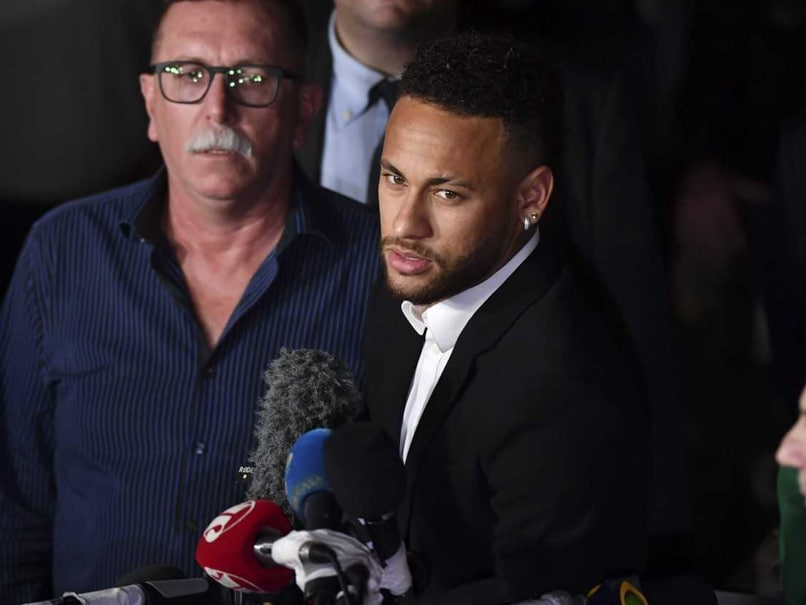 Neymar's Three-Match Champions League Ban Confirmed