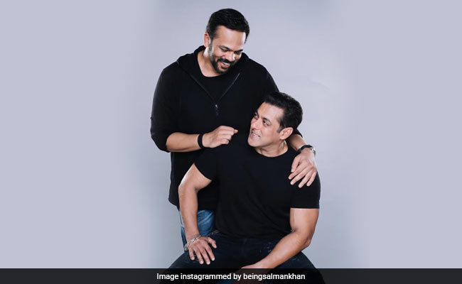 Salman Khan's 'Younger Brother' Rohit Shetty Changes Sooryavanshi Date For Inshallah