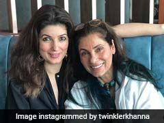 On Dimple Kapadia's Birthday, Twinkle Khanna Says, 'Mother Turns A Year Older And Looks Even Better'