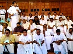 Kerala Assembly Adjourned After Protest Over Businessman's Suicide