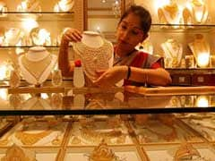 Gold Prices Plunge By 600 Rupees On Weak Global Cues