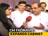 "Video : ""Ready To Take Any Responsibility..."": Radhakrishna Vikhe Patil To NDTV"