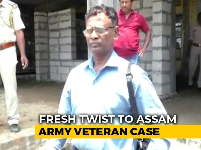 Video : After Retired Soldier's Arrest As Foreigner, Assam Officer's Explanation