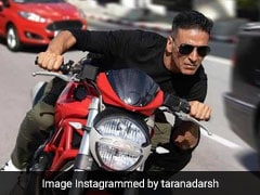 <i>Sooryavanshi</i>: Akshay Kumar On Why Shooting Bike Stunts In Bangkok Was 'Extra Special'
