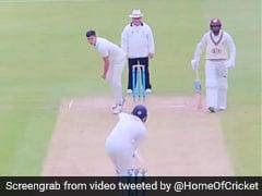 सचिन तेंदुलकर के बेटे अर्जुन ने विकेट को बनाया मछली की आंख, जादुई गेंद देख बल्लेबाज हैरान, देखें VIDEO