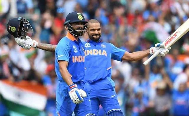 India vs Australia: Shikhar Dhawan Scored 17th ODI Century