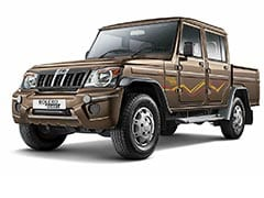 2019 Mahindra Bolero Camper Range Launched In India; Prices Start At Rs. 7.26 Lakh