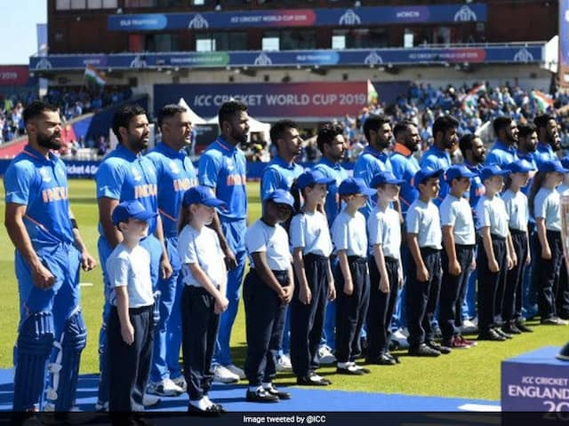 India Displace England To Claim Top ODI Ranking