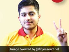 'Was Confident Of Ending Up In Top 5': JEE Advanced Third Topper Archit Bubna