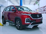 Video : The MG Hector: An Internet Car