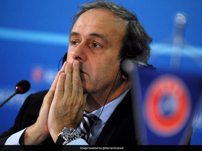 Football: Former UEFA chief Michel Platini  is arrested