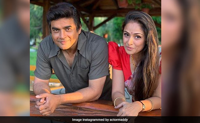 R Madhavan And Simran Bagga Reunite After 17 Years For Rocketry: The Nambi Effect