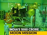 Video : First Look At Chandrayaan-2, Takes Off On July 15 For Moon