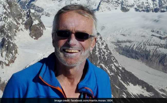 Prominent British Climber Part Of Team Missing On Way To Uttarakhand Peak