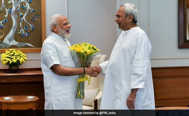 Naveen Patnaik Meets PM Modi, Discusses Special Status For Odisha