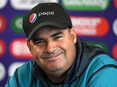 """Haris Sohail's Knock Was Brilliant"": Pakistan Coach Slams Journalist For Negative Remarks"