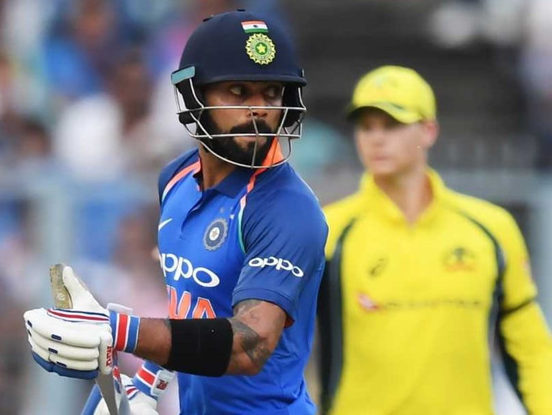 "Virat Kohli Apologises To Steve Smith On Behalf Of ""Booing"" Indian Fans"