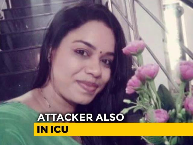 Video : Woman Police Officer Set On Fire In Kerala, Dies; Attacker In ICU