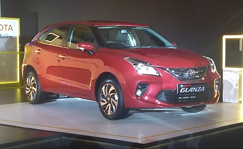 The Toyota Glanza has been launched in India in two variants.