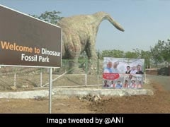India Gets Its First Dinosaur-Museum-Cum-Park In Gujarat