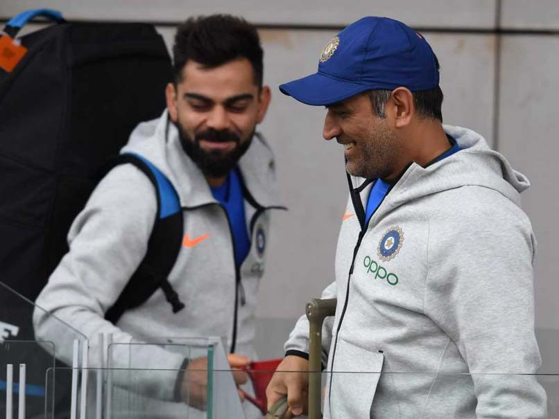 MS Dhoni Or Virat Kohli, Who Has The Coolest Haircut: BCCI Asks Fans