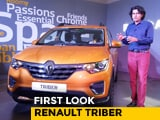 Video : Renault Triber First Look