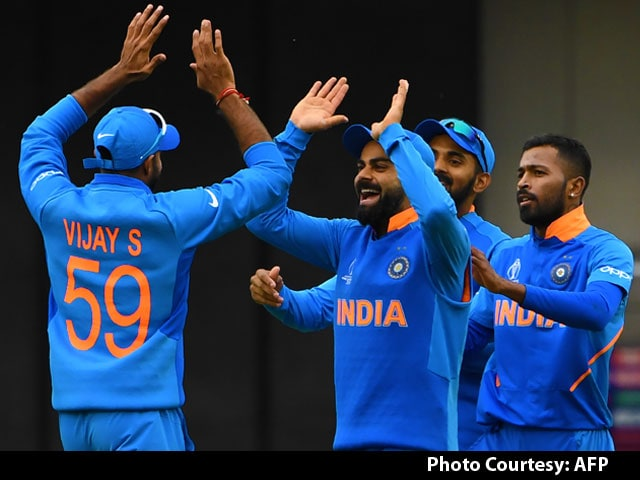 Confident India Look To Continue Winning Streak Against Afghanistan