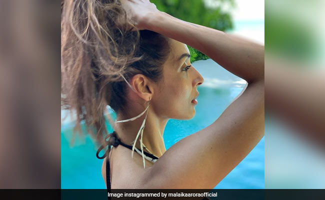 Malaika Arora Posts 5-Step Ponytail Guide; Arjun Kapoor Points Out The Obvious