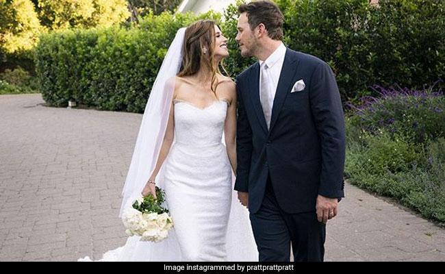 Chris Pratt Marries Arnold Schwarzenegger's Daughter Katherine. See Pic