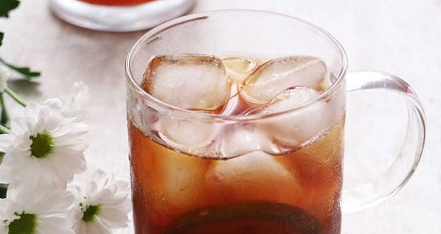 5 Easy Iced Tea Recipes That Will Recharge You With A Burst Of Energy