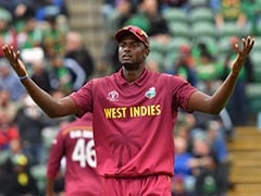 Jason Holder Slams West Indies