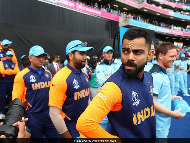Virat Kohli was amused that Pakistan Fans are Supporting India