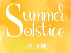 Summer Season Solstice: June 21 Is Longest Day Of The Year - Know All About It