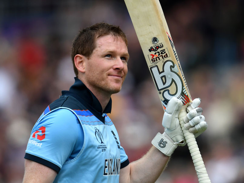 "Eoin Morgan Terms His Record 17 Sixes Against Afghanistan As ""Strange"" And ""Weird"""