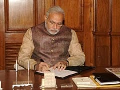 PM Modi's 'Hand-Delivered' Letters To Village Heads A Hit. What He Wrote