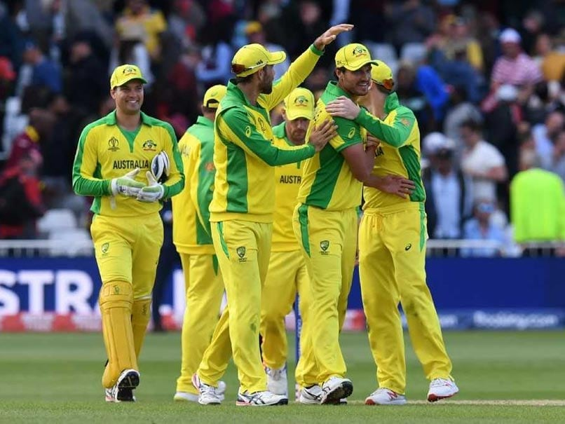 World Cup 2019: Nathan Coulter-Nile, Mitchell Starc Shine In Australia's Close Win Over West Indies
