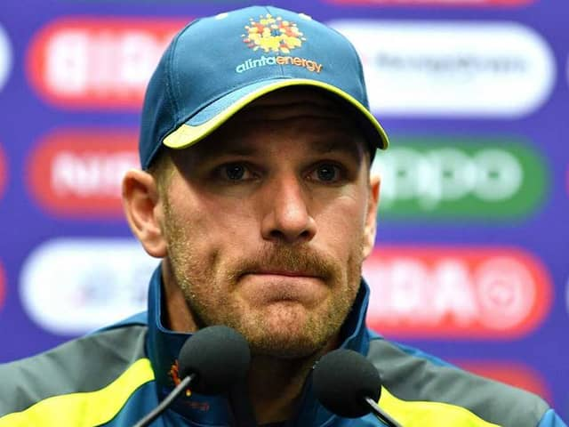 Australia vs Pakistan: Aaron Finch Wary About Weather Condition In England