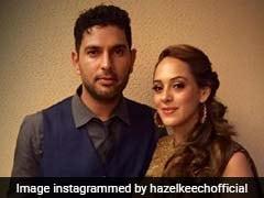 Hazel Keech Thanks Yuvraj Singh's Fans For 'Unwavering Support,' Kim Sharma Leaves Comment