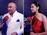 Video : #GQBestDressed: Meet Rakul Preet Singh & Stand-Up Comic Russell Peters