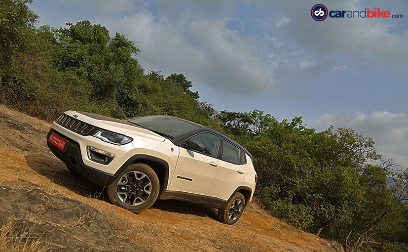 With the new Jeep Compass Trailhawk, the SUV now finally comes in the diesel-automatic combination