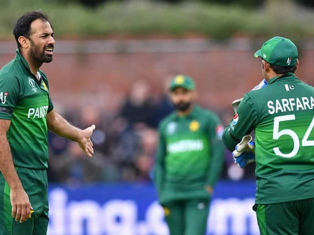 Pakistan Play Better Under Pressure, Will Qualify For World Cup Final, Says Wahab Riaz